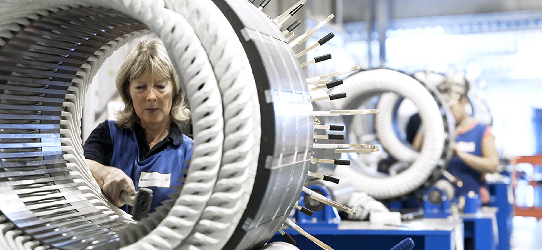 全球电机及驱动的主要制造商
